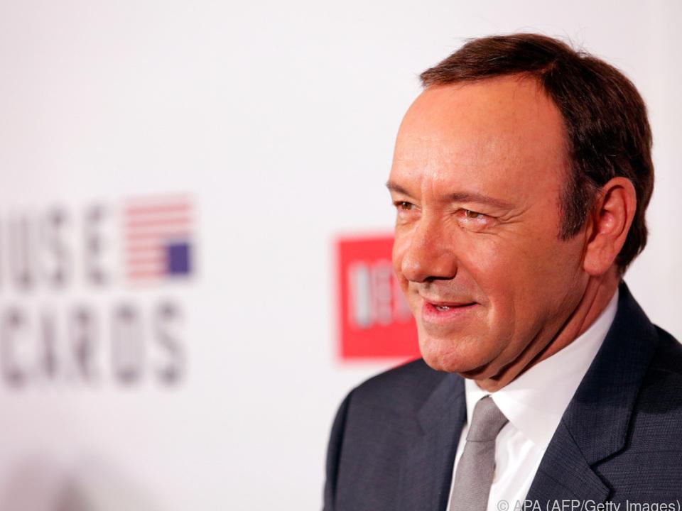 Schwere Anschuldigungen gegen Oscar-Preisträger Spacey