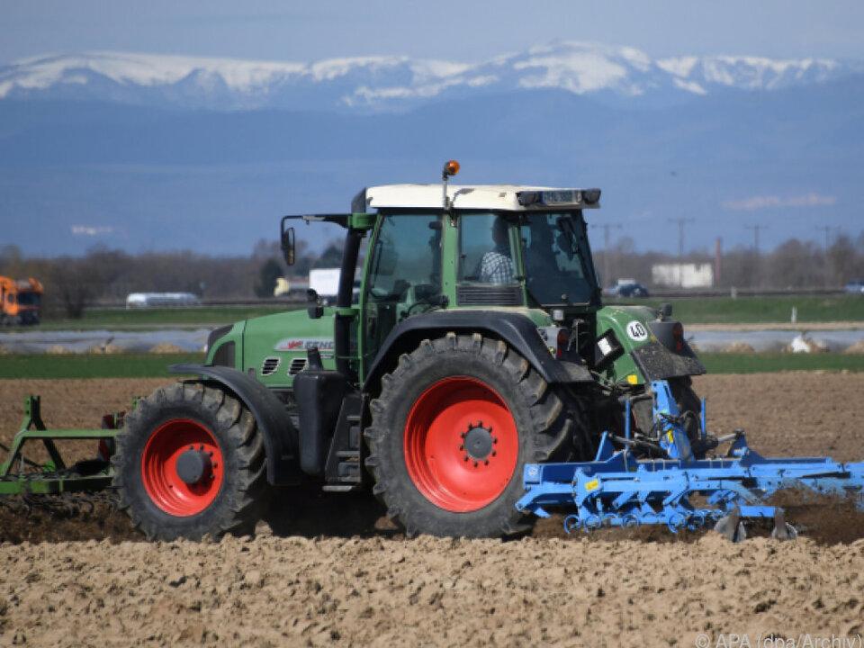 Schwerer Traktorunfall in der Steiermark