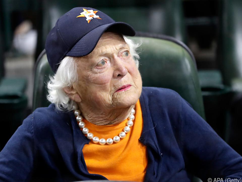 Sie war 73 Jahre verheiratet und hatte sechs Kinder