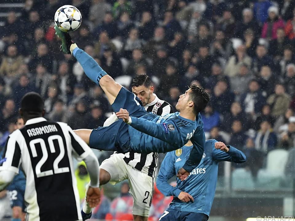 So erzielte Ronaldo das 0:2