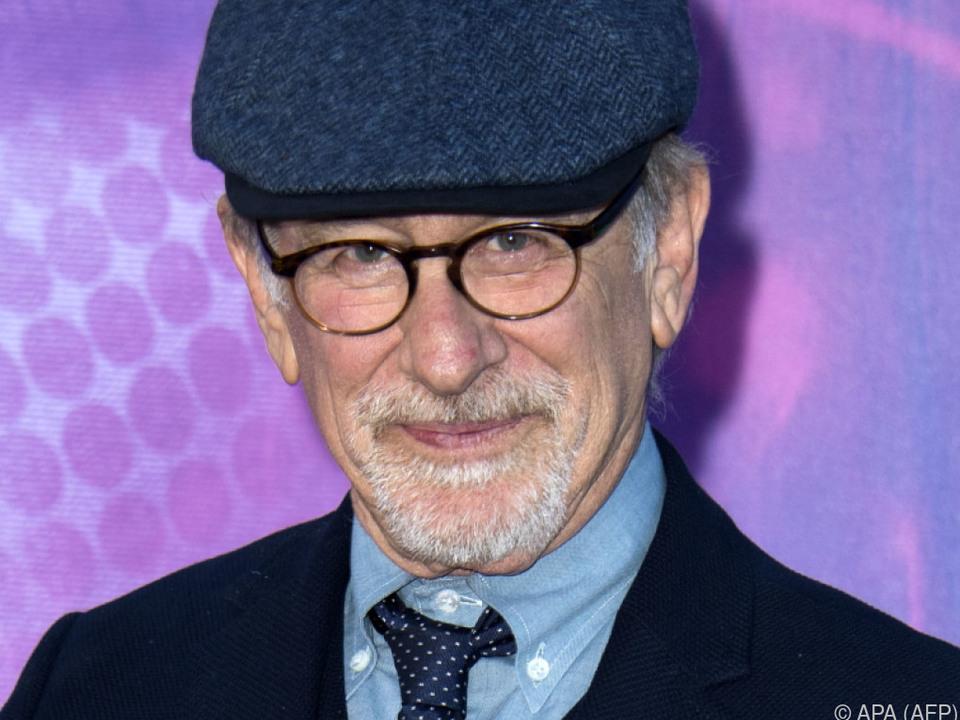 Spielberg geht auf Distanz zur digitalen Welt