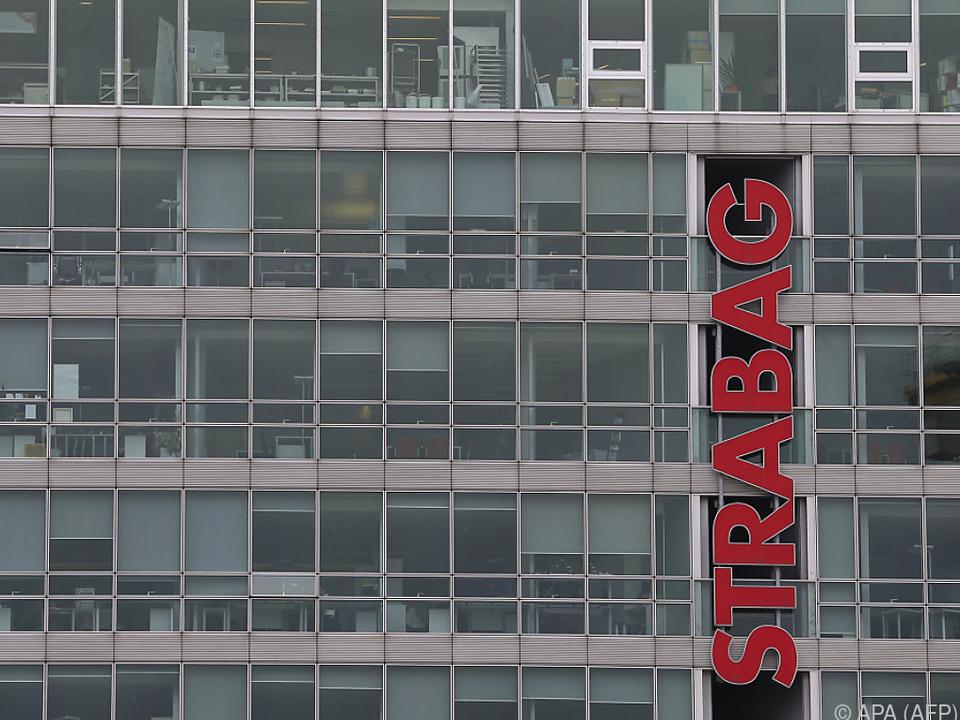 Strabag-Bauleistug auf höchstem Wert der Firmengeschichte