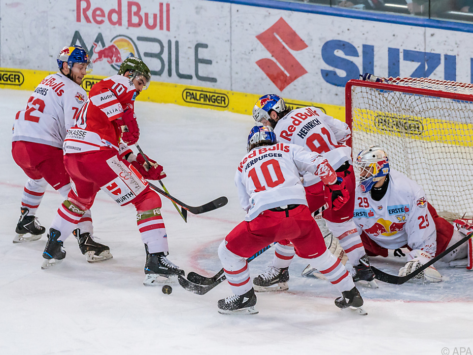 Südtiroler legen in der Finalserie vor