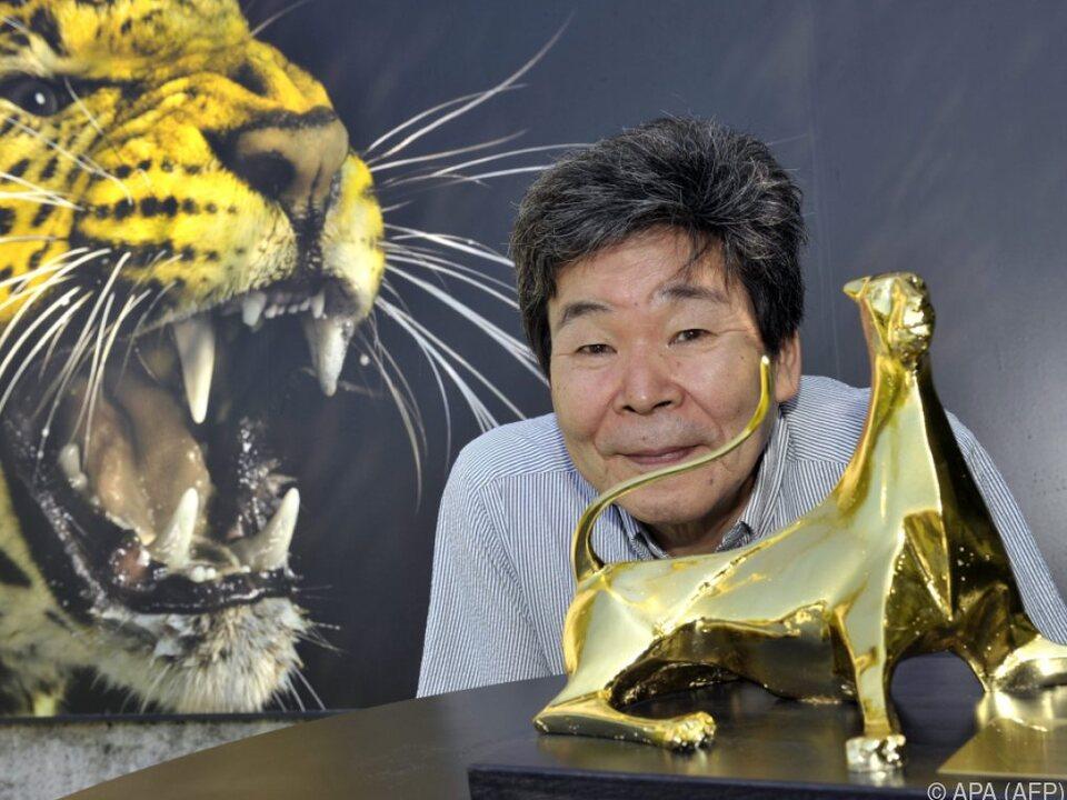 Takahata wurde mehrmals für seine Werke ausgezeichnet