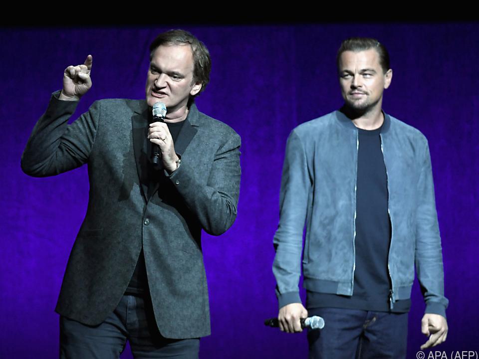 Tarantino lobte sein eigenes Drehbuch