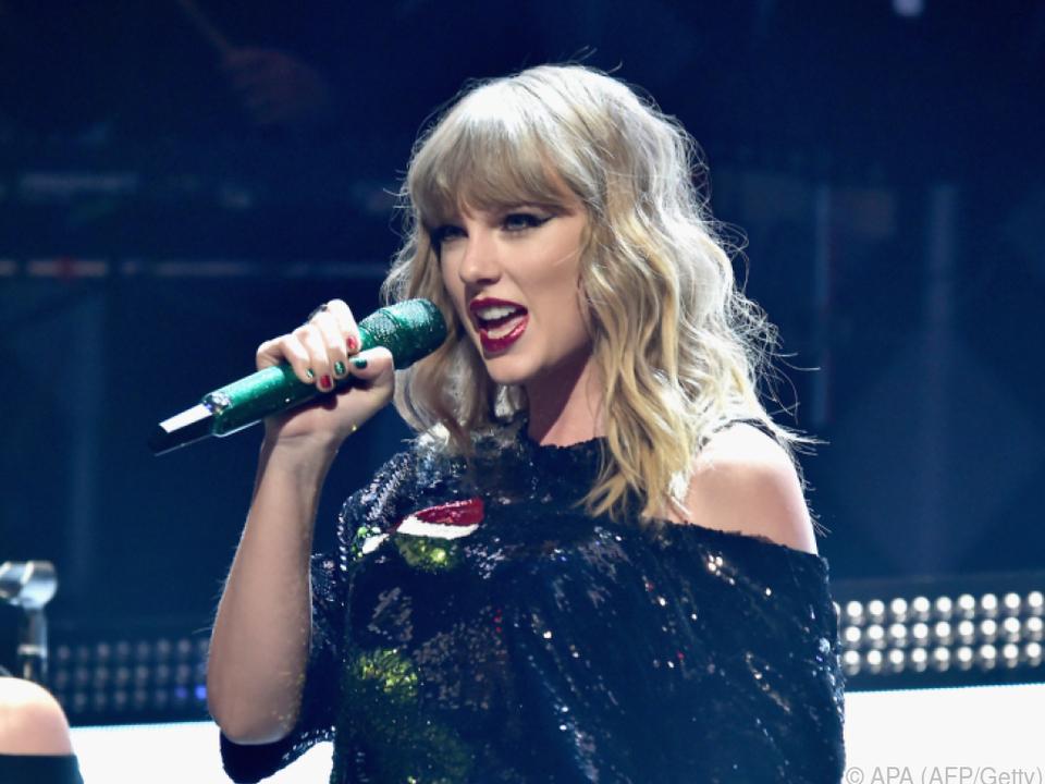 Taylor Swift schon ganz jung höchst erfolgreich