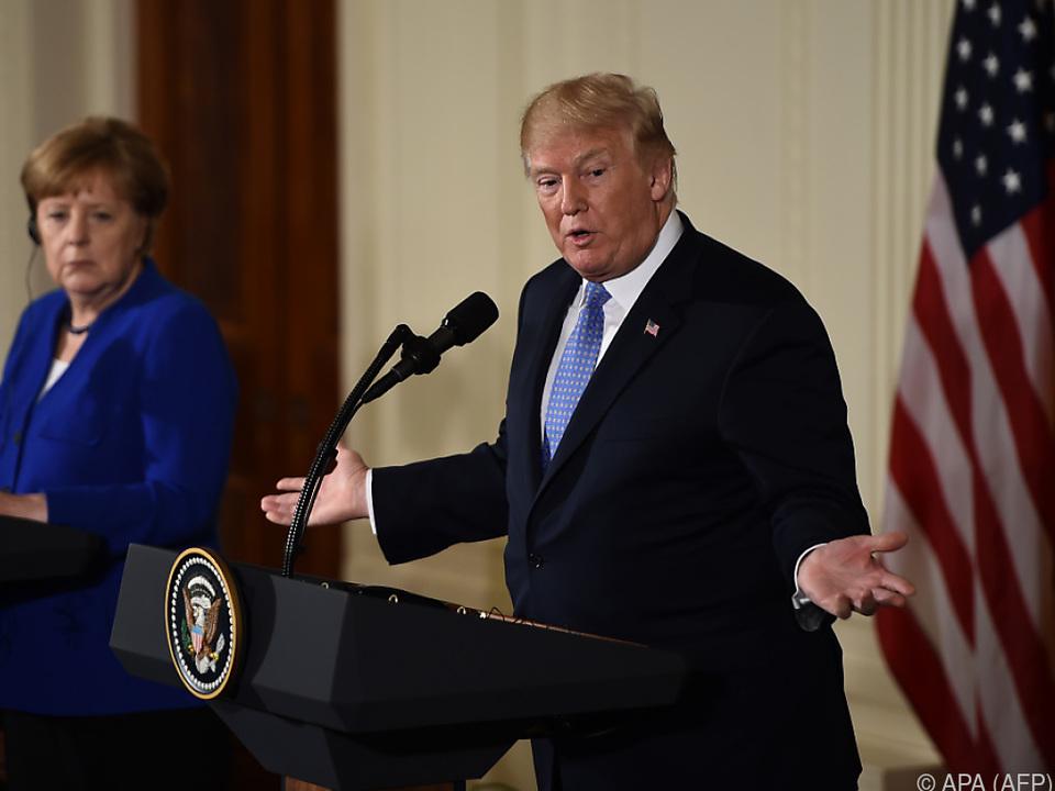 Trump lässt Europas Wirtschaft weiter zittern