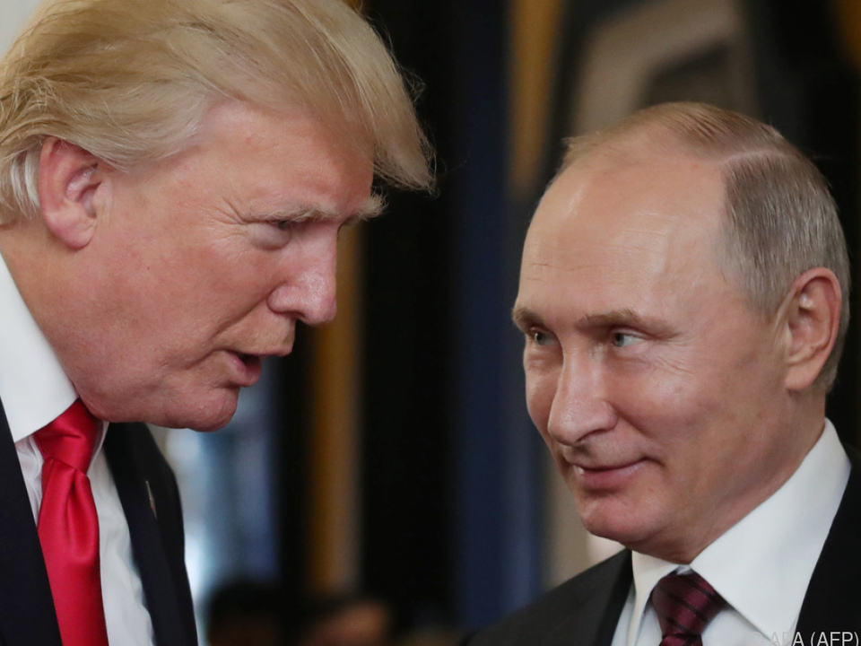 Trump sucht das Gespräch mit Putin
