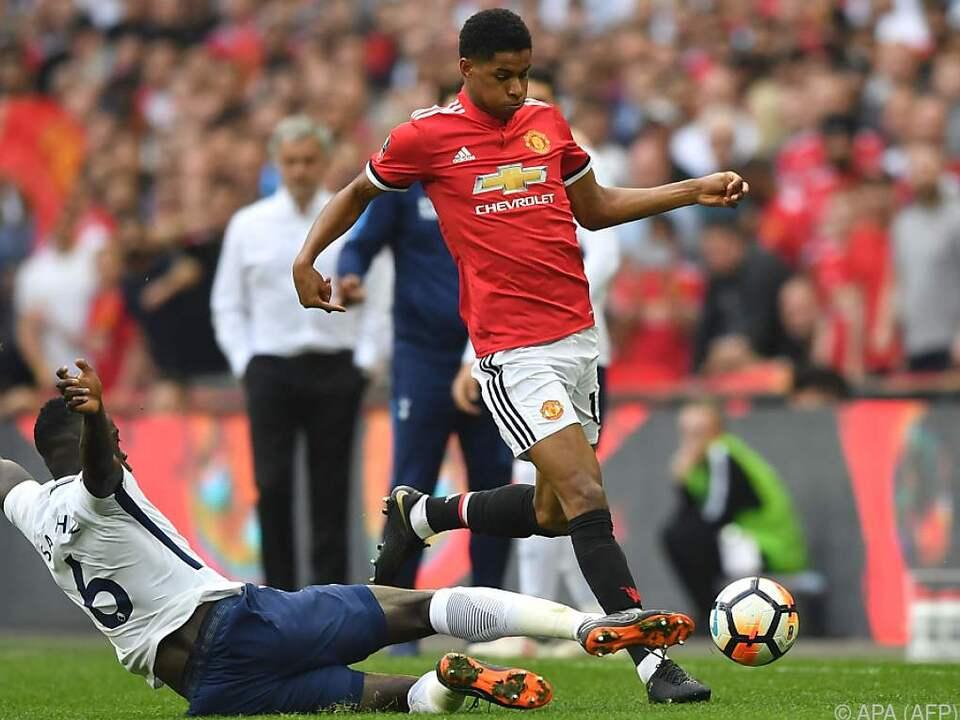 United setzte sich gegen die \