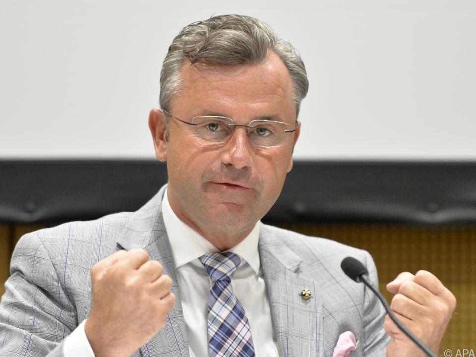 Verkehrsminister Hofer verteidigt Sozialversicherungs-Reform