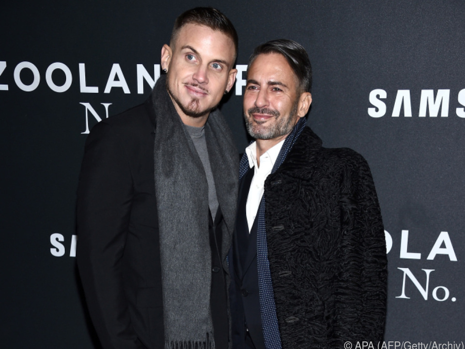Verlobt: Charly DeFrancesco und Marc Jacobs