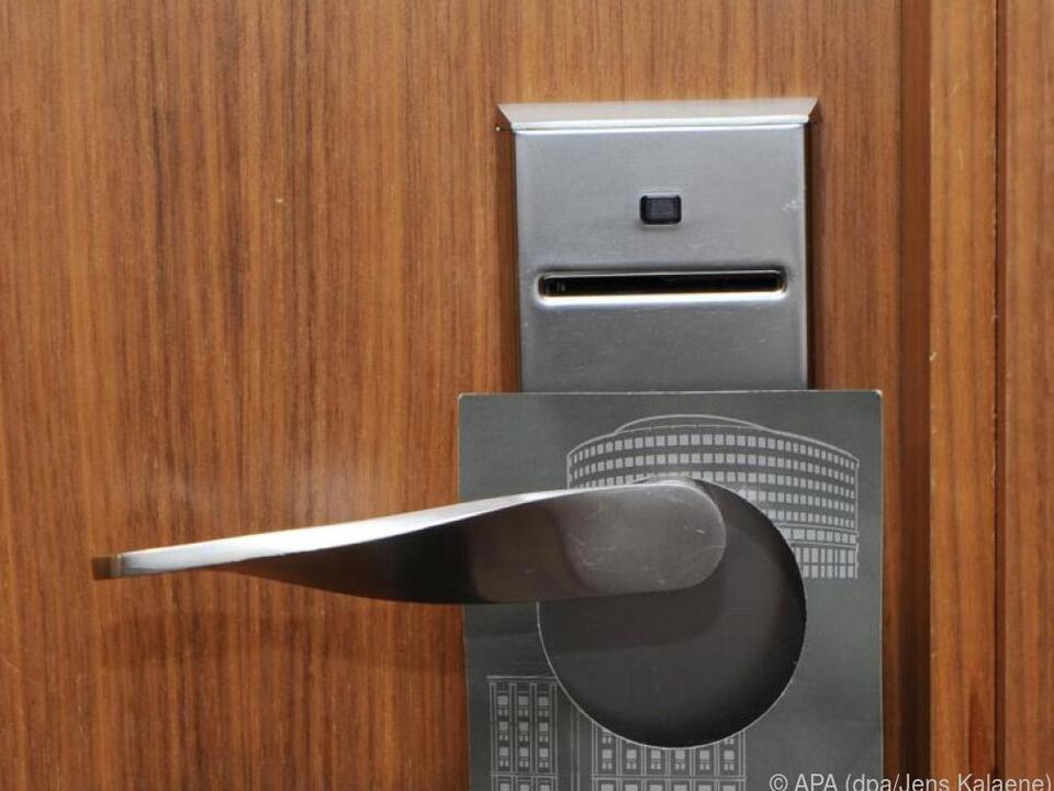 Viele elektronische Türschlösser in Hotels weisen eine Software-Schwachstelle auf