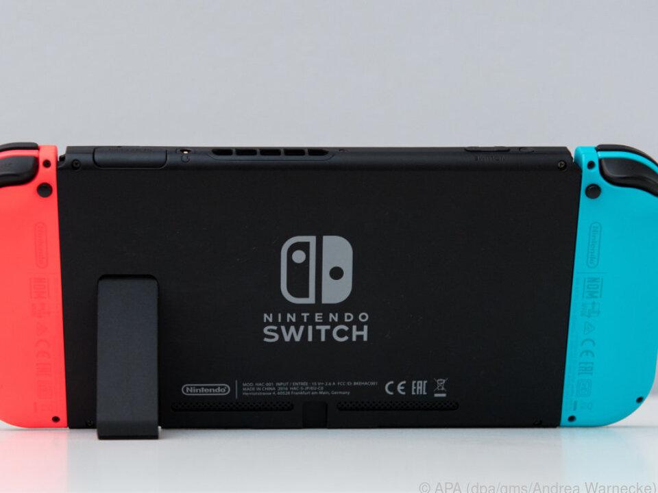 Wählerische Konsole: Nintendos Switch mag keine fremden Dockingstationen