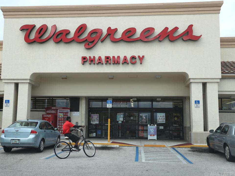 Walgreens wird vorgeworfen, Medikamente leichtfertig auszugeben
