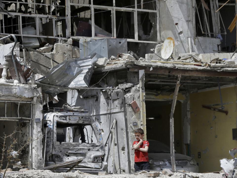 Was geschah in Douma wirklich?