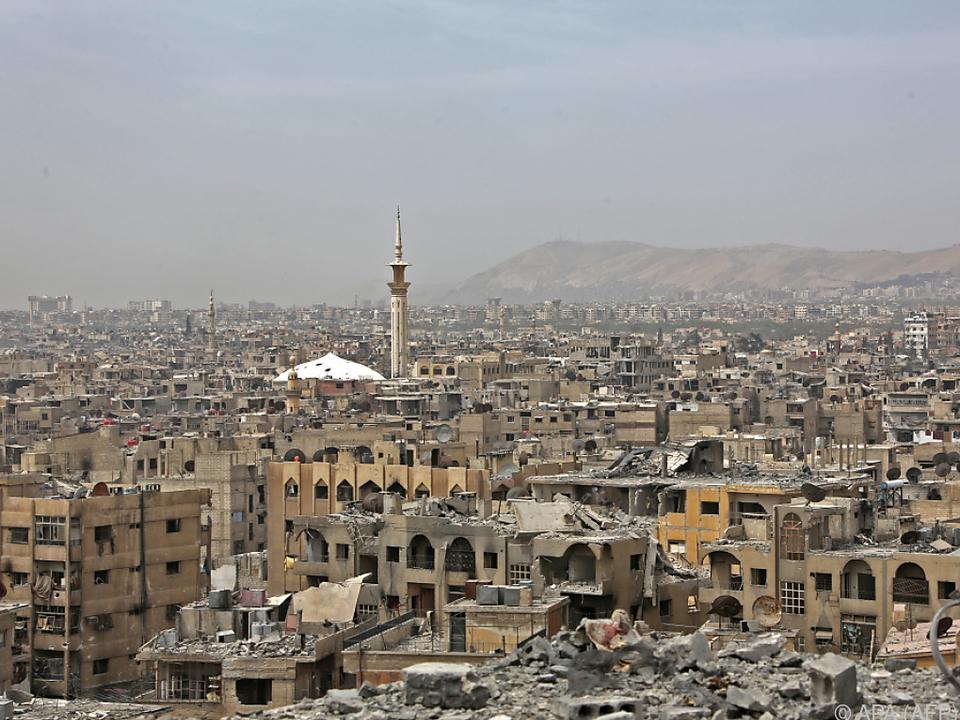 Was ist in Douma wirklich passiert?