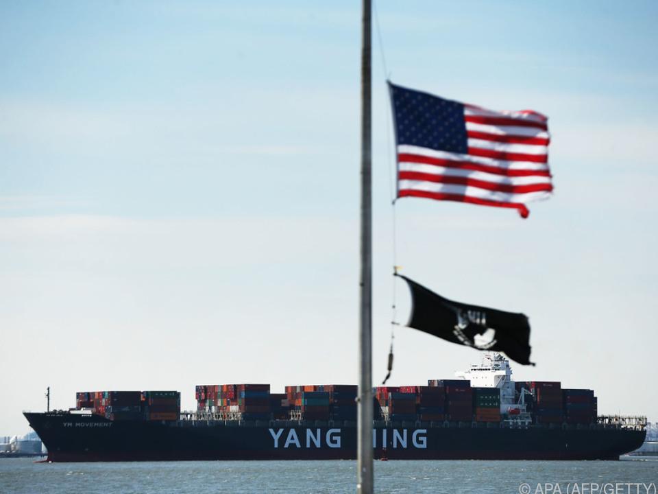 Weitere Eskalation des Zollkonflikts würde Welthandel schaden