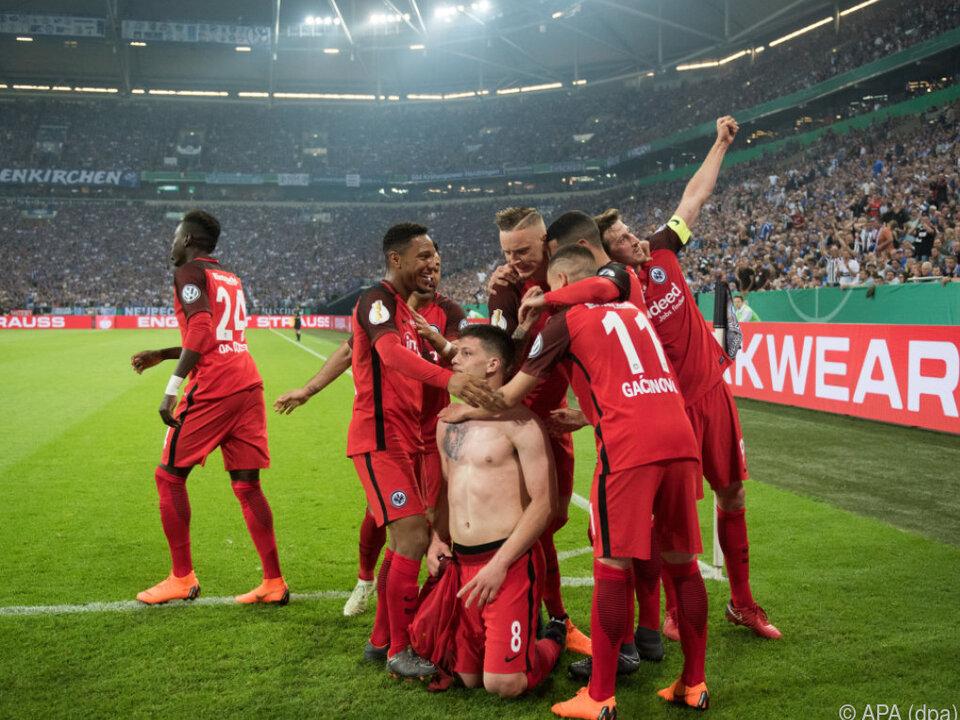Wieder fährt Frankfurt zum Finale nach Berlin