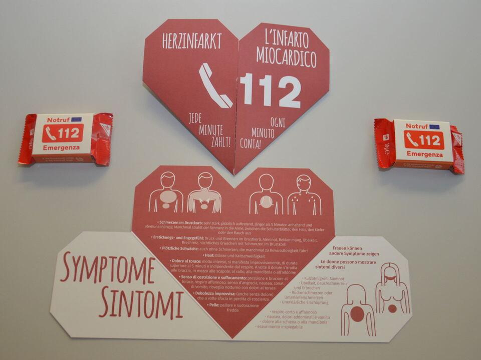 Herzinfarkt Kmapagne