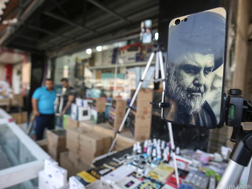 Al-Sadr selbst kann nicht Regierungschef werden