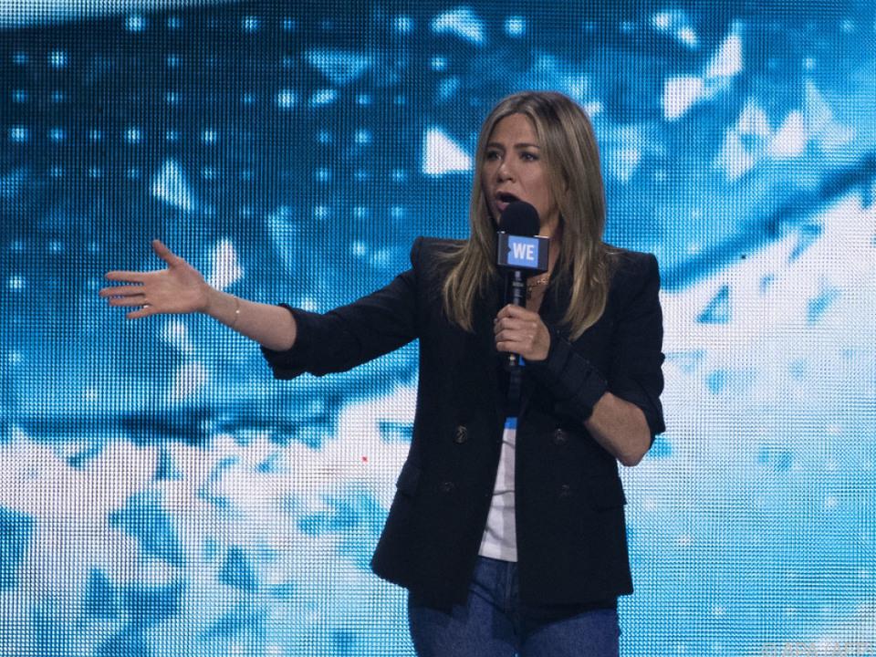 Aniston versucht sich in einer völlig neuen Rolle