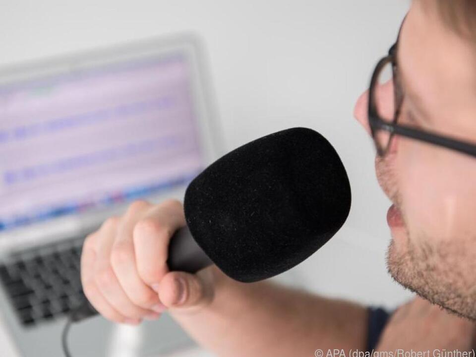 Egal welches Mikrofon man nutzt: Ein guter Ploppschutz ist wichtig