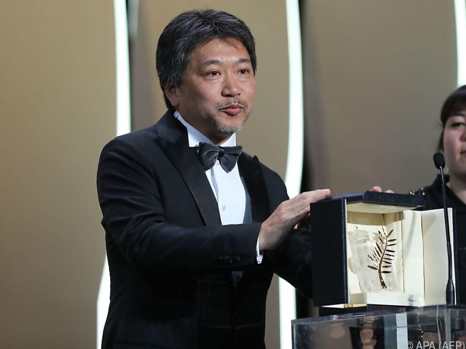 Auszeichnung für den japanischen Filmemacher Kore-Eda Hirokazu