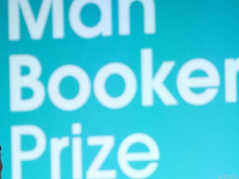 Auszeichnung zählt zu wichtigsten Literaturpreisen Großbritanniens