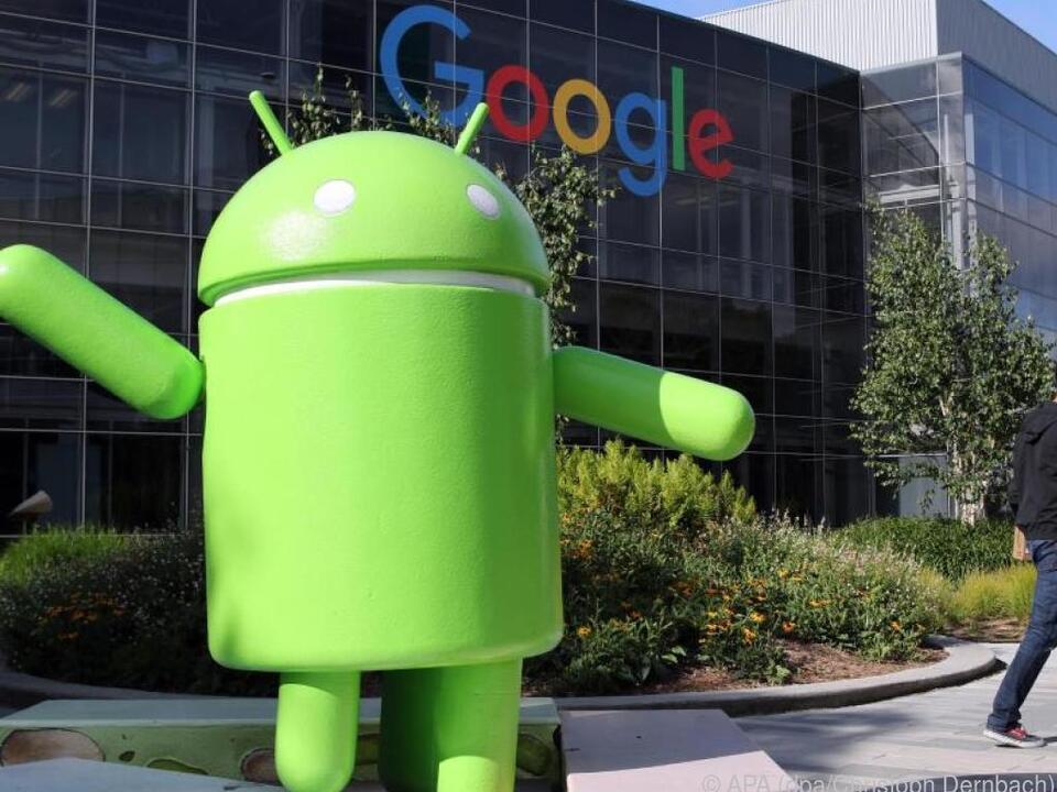 Bei Google steht die jährliche Entwicklerkonferenz an