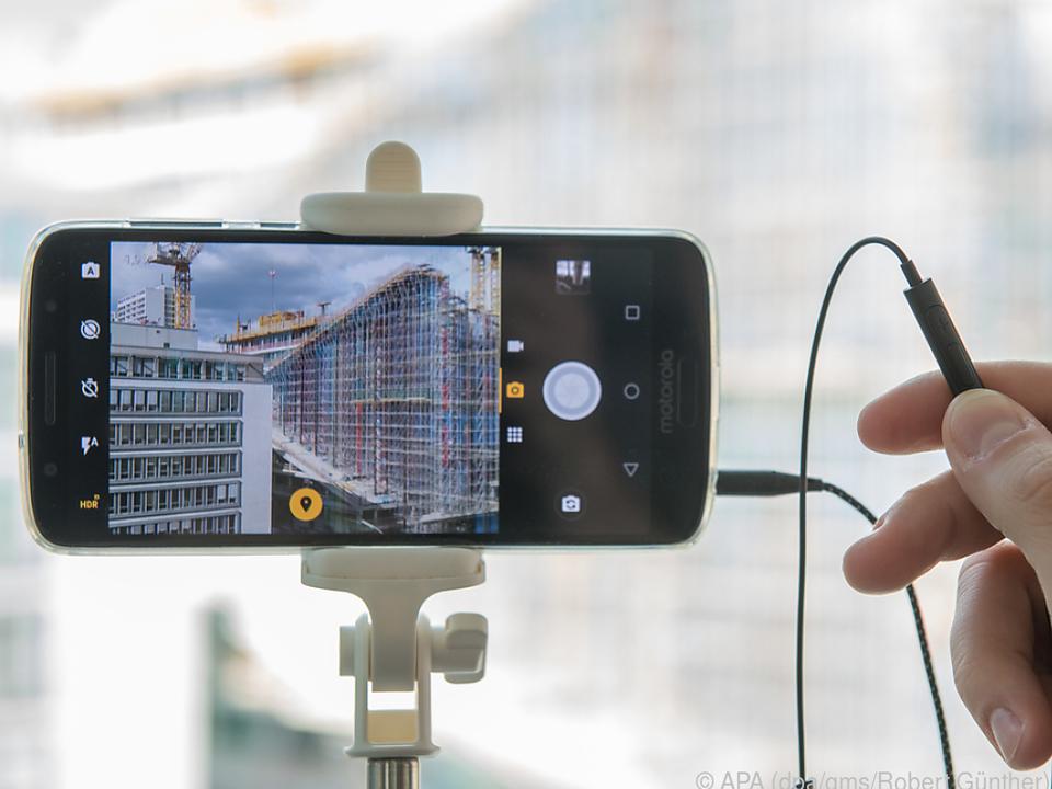 Bilder ohne Verwackler gibt es auch am Smartphone