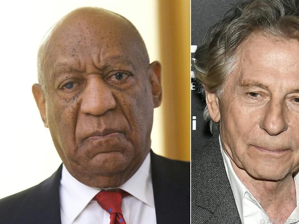 Bill Cosby und Roman Polanski nicht mehr Mitglieder der Academy