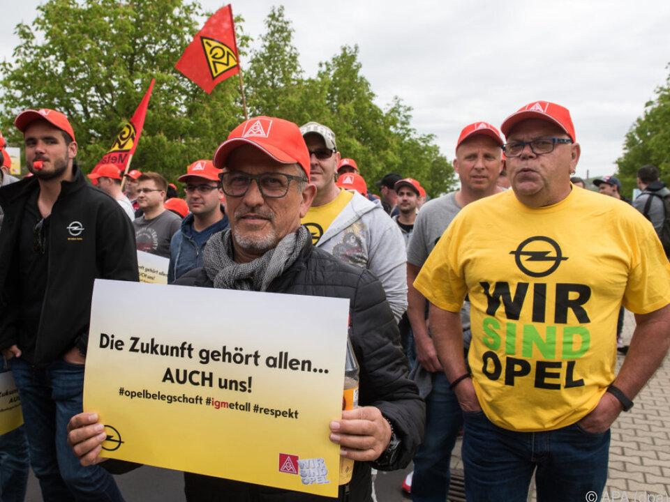 Bis 2023 gibt es keine betriebsbedingten Kündigungen bei Opel