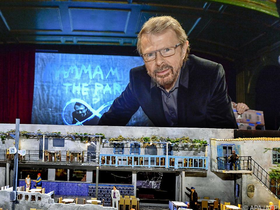 Björn Ulvaeus beleuchtet auch die Jahre nach der Trennung