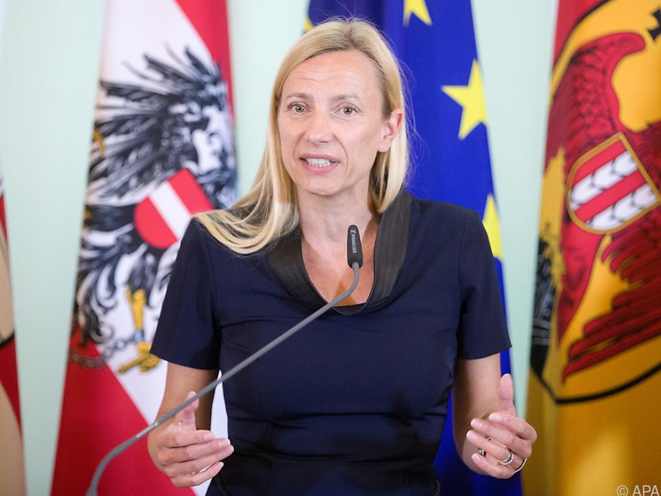Bogner-Strauß erwartet sich 100 Mio. Euro Ersparnis