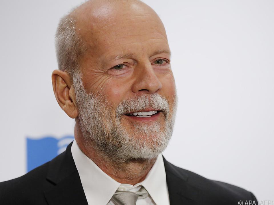 Bruce Willis spielt den Mentor des 13-jährigen Mike Tyson
