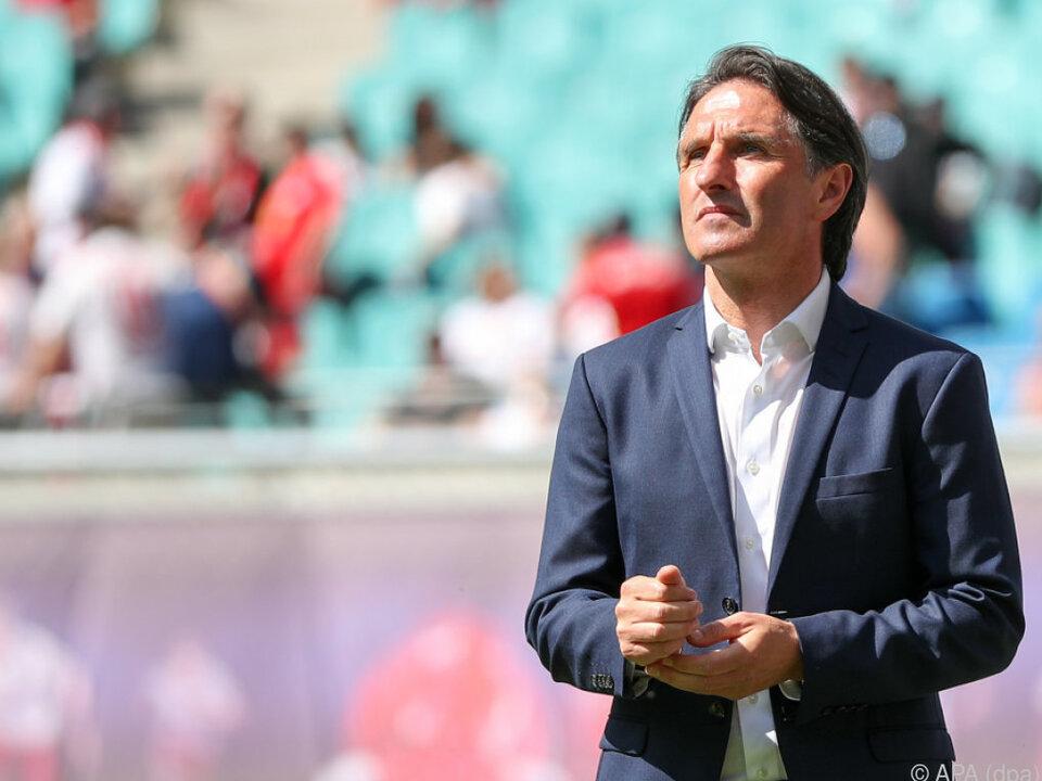 Bruno Labbadias Wolfsburger haben es selbst in der Hand