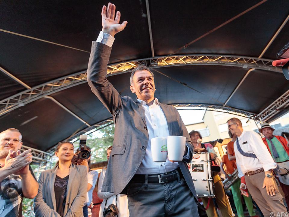 Bürgermeister Willi will am Montag die Koalitionsverhandlungen starten