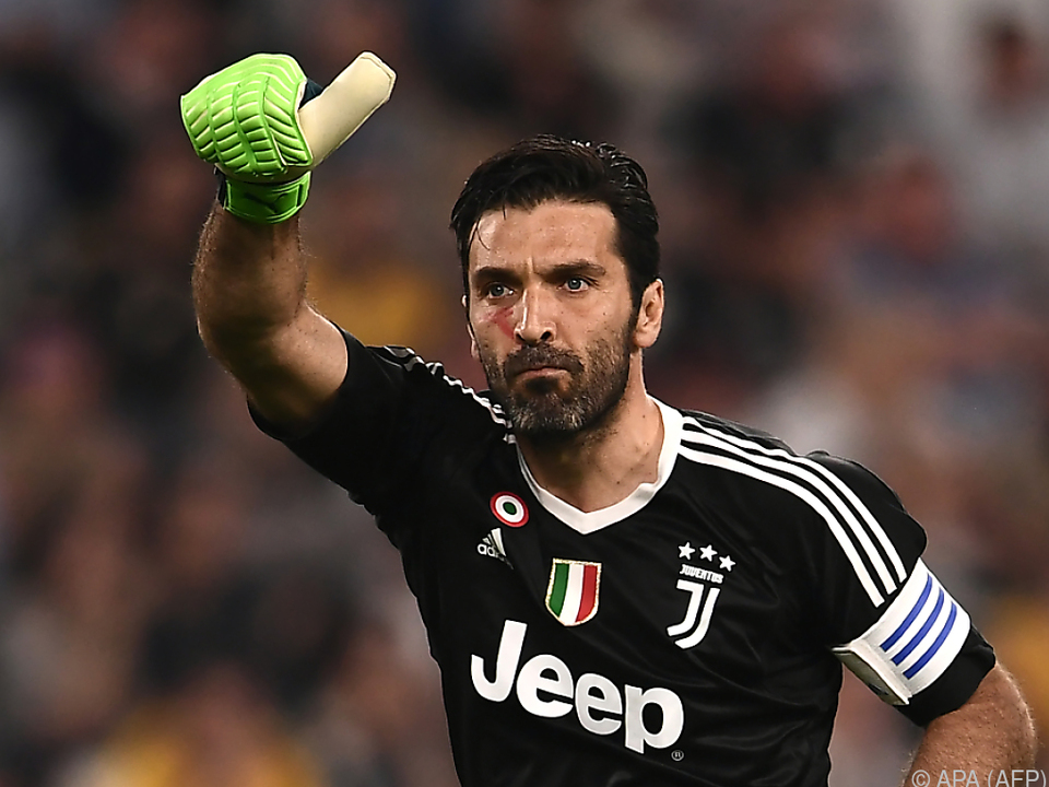 Buffon ist untrennbar mit Juve verbunden