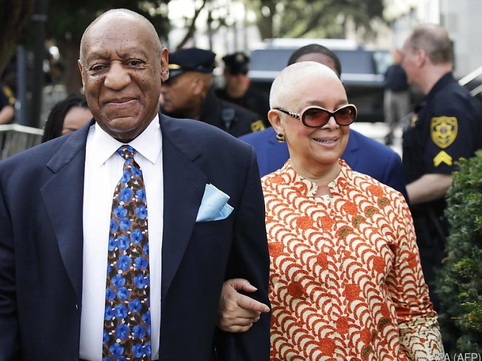 Camille Cosby steht weiter zu ihrem verurteilten Mann Bill Cosby