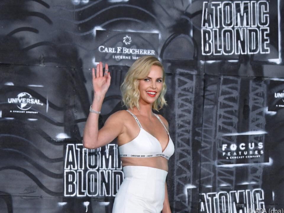 Charlize Theron schlüpft wieder in die Rolle der blonden Agentin