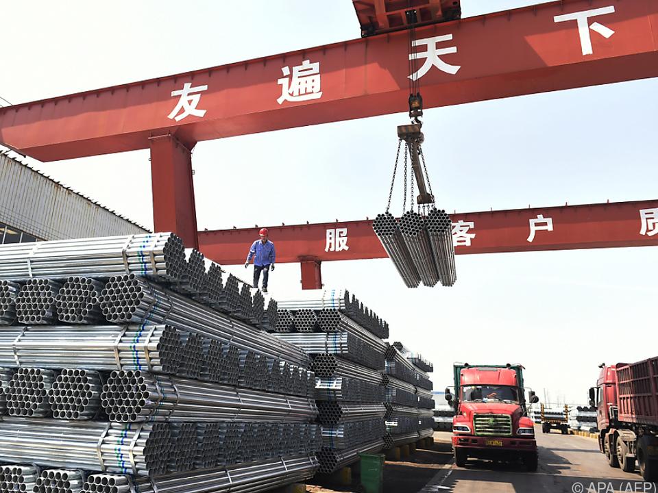 China und die USA gehen im Handelsstreit aufeinander zu