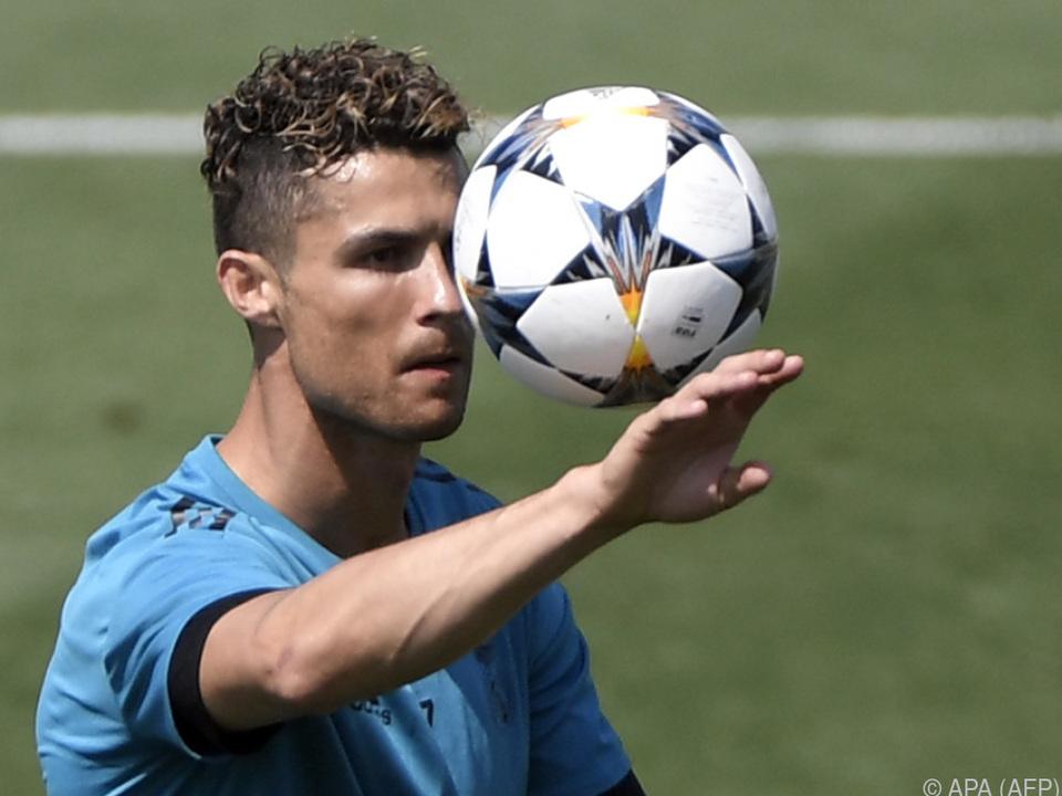 Cristiano Ronaldo hat noch einiges vor