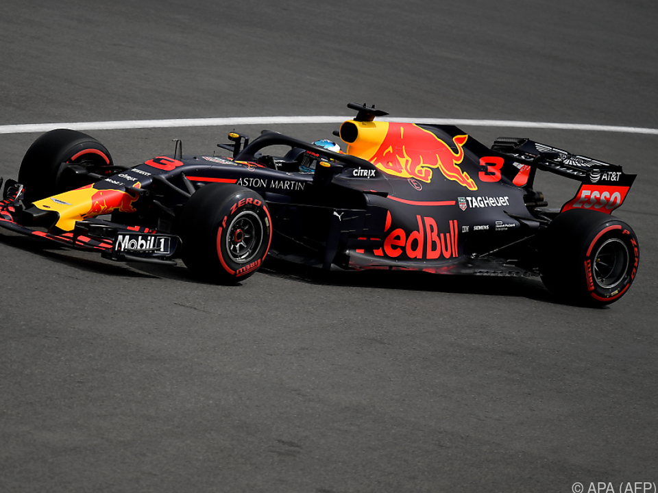 Daniel Ricciardo zählt in Monaco zu den Favoriten