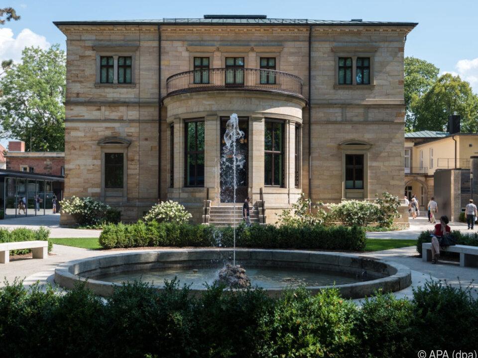 Das Archiv ist im Richard-Wagner-Museum untergebracht