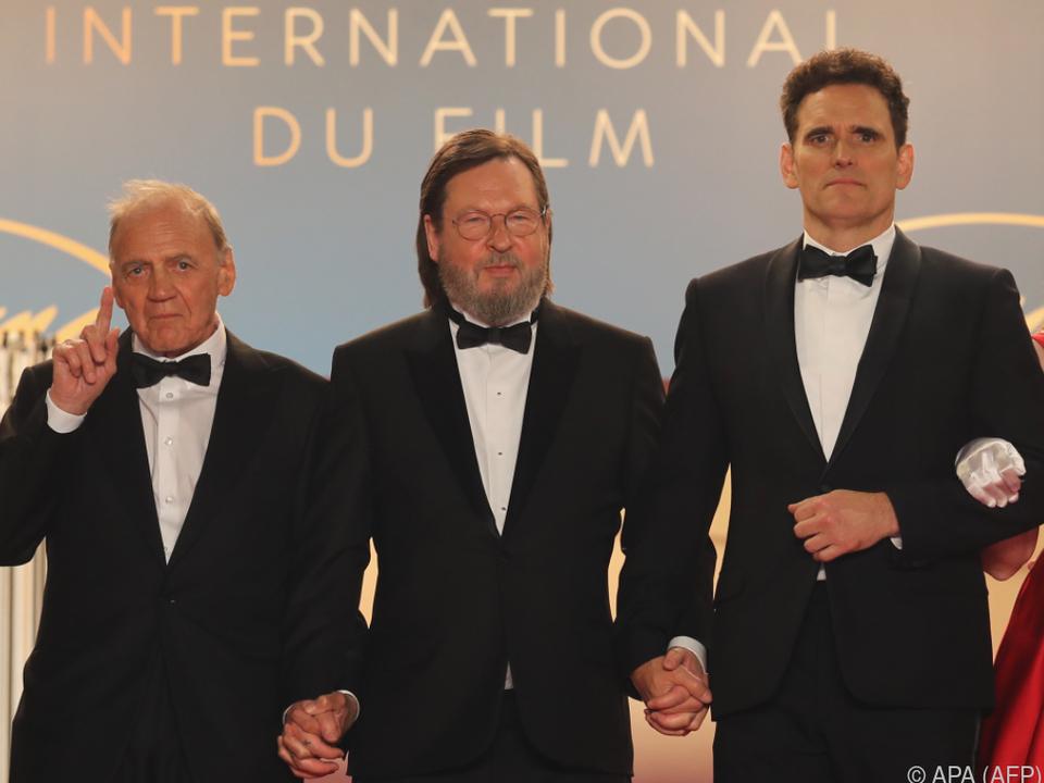 Von Trier lässt Matt Dillon (r.) en masse killen