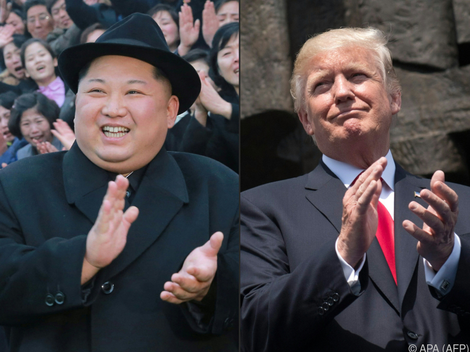Das Gipfeltreffen findet in Singapur statt