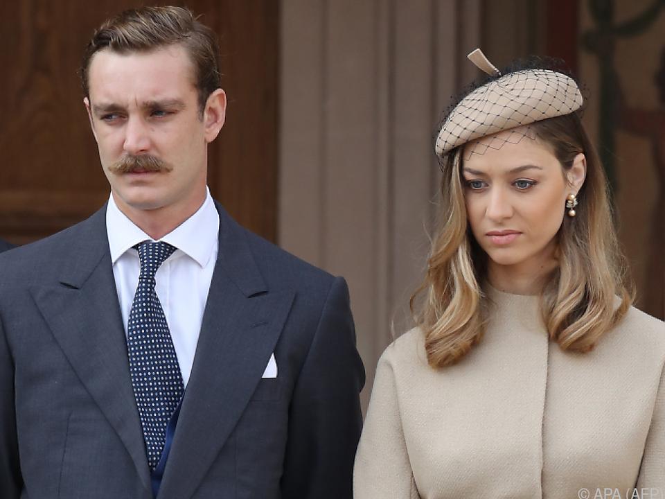 Das monegassische Glamour-Paar bekam sein zweites Kind