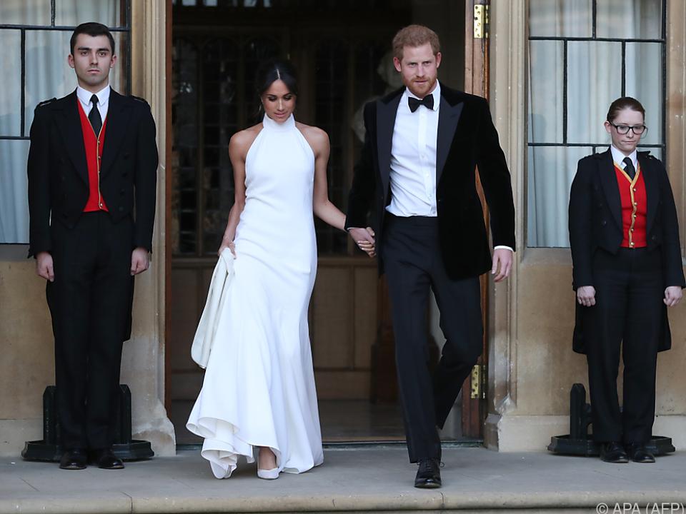 Das royale Paar feierte auch ohne Dickmann\'s