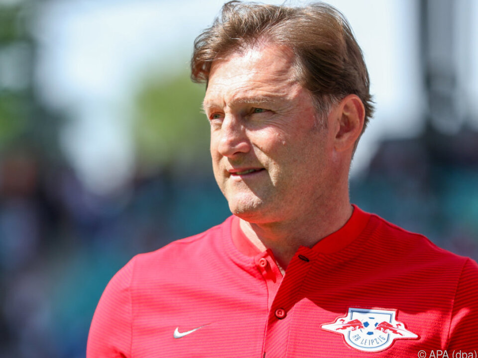 Das Verhältnis zu Sportdirektor Ralf Rangnick ist ramponiert