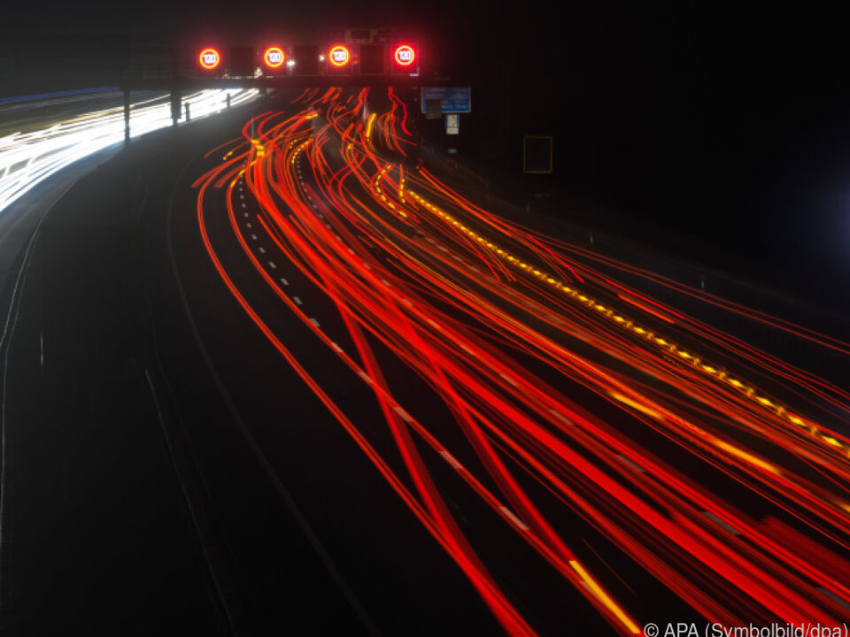 Das Verkehrsaufkommen wird hoch sein